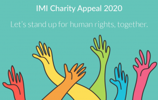 IMI Charity Appeal 2020
